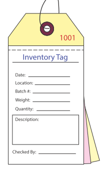 Custom Tags | Tags | Hang Tags | Inventory Tags | Numbered Tags
