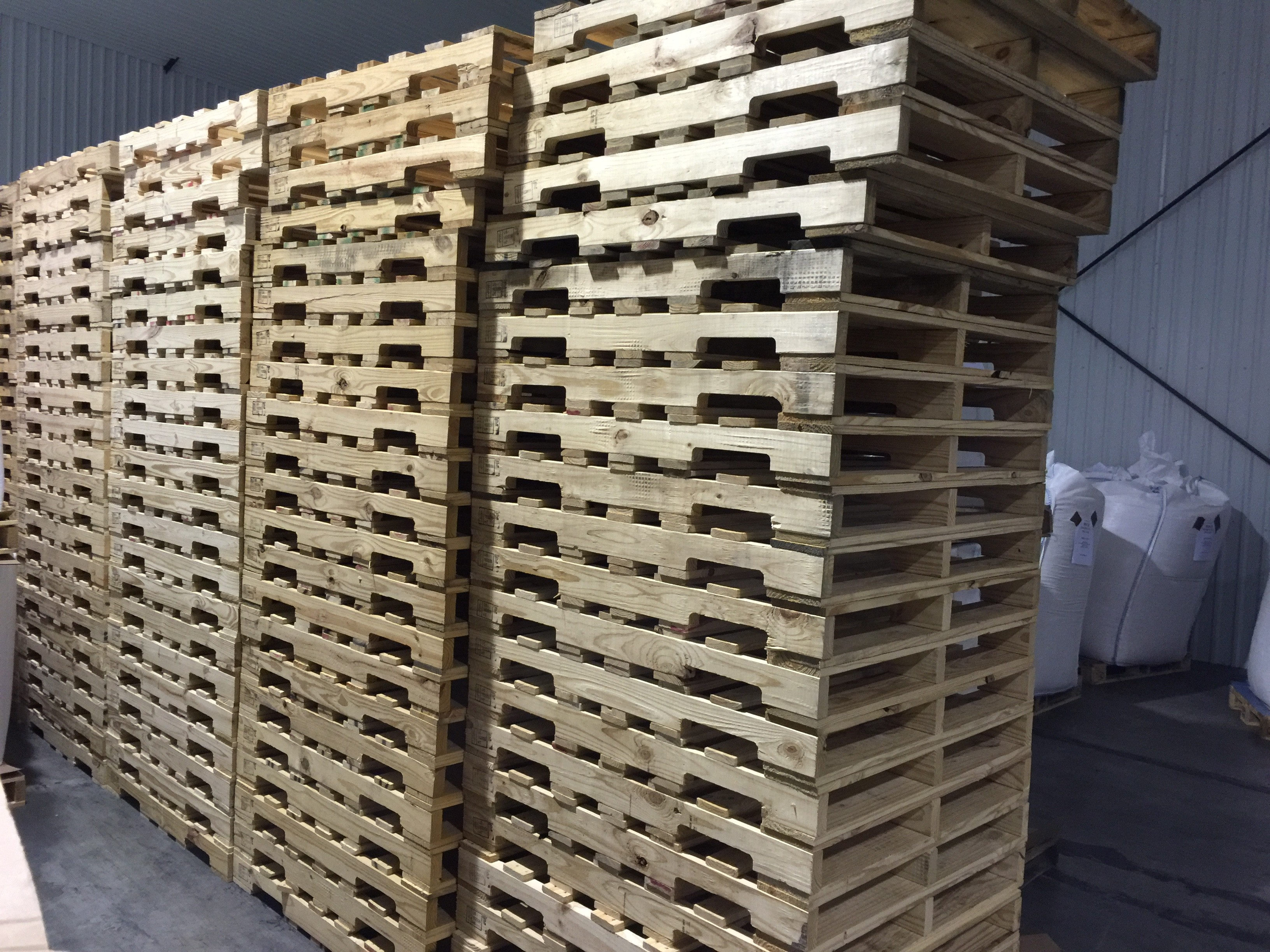 Wooden Pallets | Used Pallets | Pallets for Sale