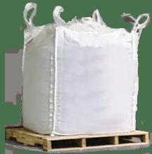 Largest supplier of resin bulk bags
