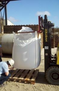Abrasive Sand Bulk Bags