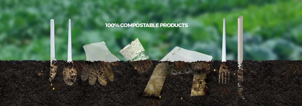 Compostable Packaging Products